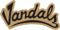 Idaho Vandals 2004-Pres Wordmark Logo 01 decal sticker