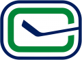 Vancouver Canucks 2019 20-Pres Alternate Logo iron on sticker
