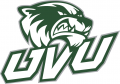 Utah Valley Wolverines 2012-Pres Alternate Logo 04 iron on sticker