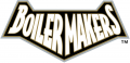 Purdue Boilermakers 1996-2011 Wordmark Logo iron on sticker