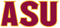 Arizona State Sun Devils 2011-Pres Wordmark Logo 14 iron on sticker