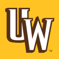 Wyoming Cowboys 2006-2012 Secondary Logo iron on sticker