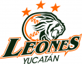 Yucatan Leones2000-Pres Primary Logo iron on sticker