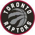 Toronto Raptors 2015-Pres Primary Logo iron on sticker