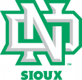 North Dakota Fighting Hawks 2012-2015 Alternate Logo 03 iron on sticker