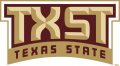 Texas State Bobcats 2008-Pres Alternate Logo 04 decal sticker