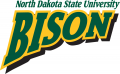 North Dakota State Bison 2005-2011 Wordmark Logo 03 decal sticker
