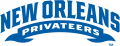 New Orleans Privateers 2013-Pres Wordmark Logo 02 iron on sticker