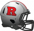 Rutgers Scarlet Knights 2012-Pres Helmet 01 iron on sticker