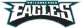 Philadelphia Eagles 1996-Pres Wordmark Logo 01 iron on sticker