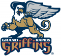 Grand Rapids Griffins 2002-2015 Primary Logo decal sticker