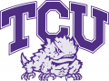 TCU Horned Frogs 1995-Pres Alternate Logo 02 decal sticker