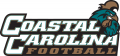 Coastal Carolina Chanticleers 2002-Pres Wordmark Logo 02 decal sticker