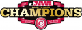 Vancouver Canadians 2012 Champion Logo iron on sticker