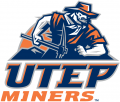 UTEP Miners 1999-Pres Alternate Logo 06 decal sticker