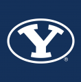 Brigham Young Cougars 2015-Pres Alternate Logo iron on sticker