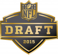 NFL Draft 2015 Logo iron on sticker