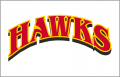 Atlanta Hawks 1999-2007 Jersey Logo iron on sticker