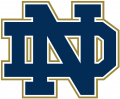 Notre Dame Fighting Irish 1994-Pres Alternate Logo 09 iron on sticker