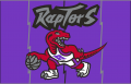 Toronto Raptors 1995-1999 Jersey Logo decal sticker