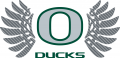 Oregon Ducks 2011-Pres Alternate Logo decal sticker