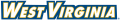 West Virginia Mountaineers 2002-Pres Wordmark Logo iron on sticker