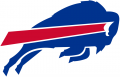 Buffalo Bills 1974-Pres Primary Logo iron on sticker