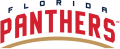 Florida Panthers 2016 17-Pres Wordmark Logo iron on sticker