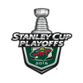 Minnesota Wild 2014 15 Event Logo decal sticker