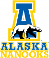 Alaska Nanooks 2000-Pres Alternate Logo decal sticker