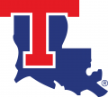 Louisiana Tech Bulldogs 2008-Pres Secondary Logo decal sticker