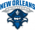 New Orleans Privateers 2013-Pres Primary Logo iron on sticker