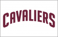 Cleveland Cavaliers 2010 11-2016 17 Jersey Logo 01 decal sticker