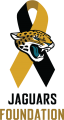 Jacksonville Jaguars 2013-Pres Charity Logo iron on sticker