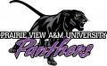 Prairie View A&M Panthers 2011-2015 Alternate Logo decal sticker