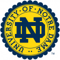 Notre Dame Fighting Irish 2000-Pres Alternate Logo iron on sticker