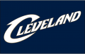 Cleveland Cavaliers 2005 06-2009 10 Jersey Logo decal sticker