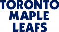 Toronto Maple Leafs 1987 88-2015 16 Wordmark Logo 02 iron on sticker