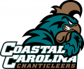 Coastal Carolina Chanticleers 2002-2015 Primary Logo decal sticker