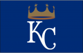 Kansas City Royals 2016-Pres Batting Practice Logo decal sticker