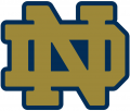 Notre Dame Fighting Irish 1994-Pres Alternate Logo 03 iron on sticker