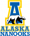 Alaska Nanooks 2000-Pres Primary Logo decal sticker