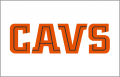 Cleveland Cavaliers 1994 95-1996 97 Jersey Logo decal sticker