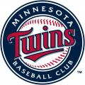 Minnesota Twins 2010-Pres Primary Logo iron on sticker