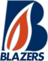 Kamloops Blazers 2015 16-Pres Primary Logo iron on sticker