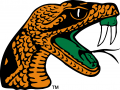 Florida A&M Rattlers 2013-Pres Primary Logo iron on sticker