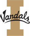 Idaho Vandals 2004-Pres Alternate Logo 01 decal sticker