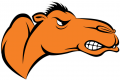 Campbell Fighting Camels 2005-Pres Partial Logo decal sticker