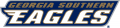 Georgia Southern Eagles 2004-Pres Alternate Logo 05 iron on sticker