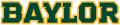 Baylor Bears 2005-2018 Wordmark Logo 09 iron on sticker